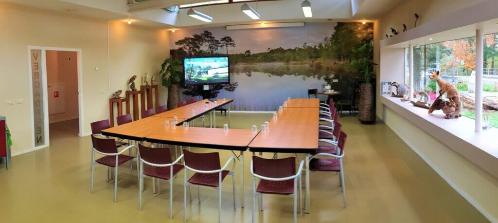 vergaderzaal Bezoekerscentrum